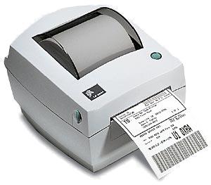 Принтер этикеток ZEBRA LP/TLP-2844