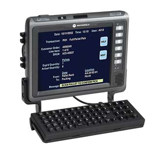 Мобильный компьютер Motorola VC70N0