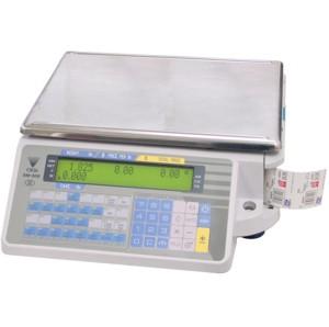 Весы DIGI SM-300 с печатью этикетки