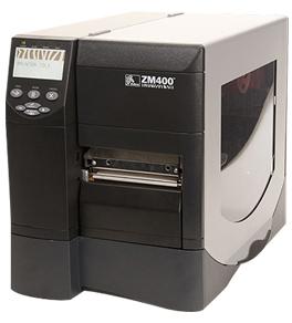 Принтер этикеток промышленного класса  ZEBRA ZM400 / ZM600
