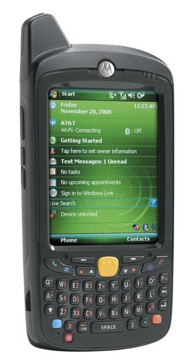 Корпоративный коммуникатор Motorola MC55