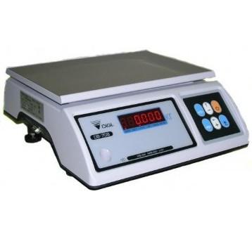 Весы электронные настольные для взвешивания DIGI DS-708 BM