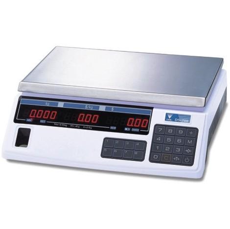 Торговые электронные весы DIGI DS-788