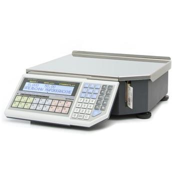 Весы с печатью этикеток ШТРИХ-ПРИНТ v.4.5